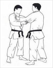 HIDARI-KUMI-KATA